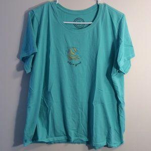 Women's Shirt Life is good size XL #162